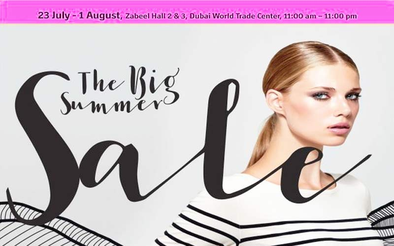 The Big Summer Sale (DSS 2015)