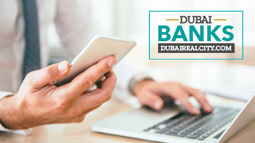 Banks, branches and ATM in Dubai