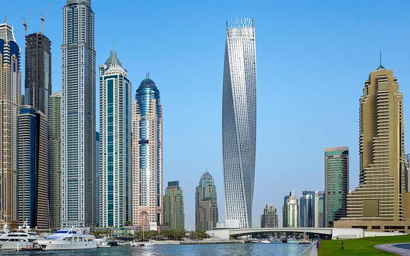Cayan Tower in Dubai gets investor to shell out Dh25 million
