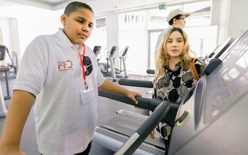 Overweight children taught value of healthy eating, exercise in fun boot camps