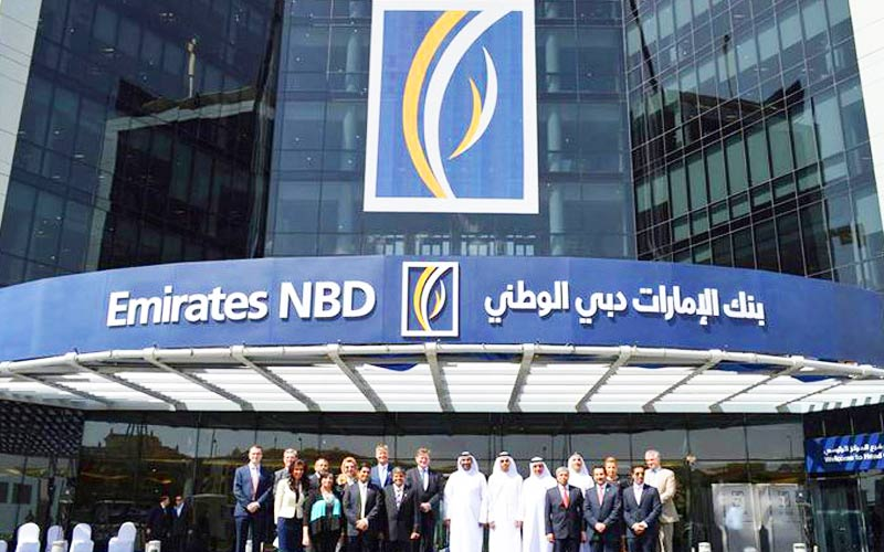 image of Emirates NBD brand valued at $1.78bn, up 40%