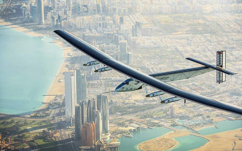 Solar Impulse 2 needs Dh81m to complete flight