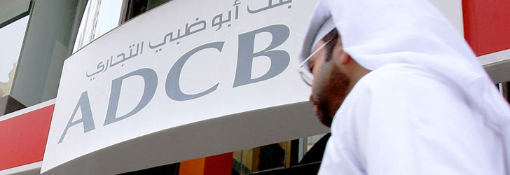 Image of the ADCB Bank in Dubai