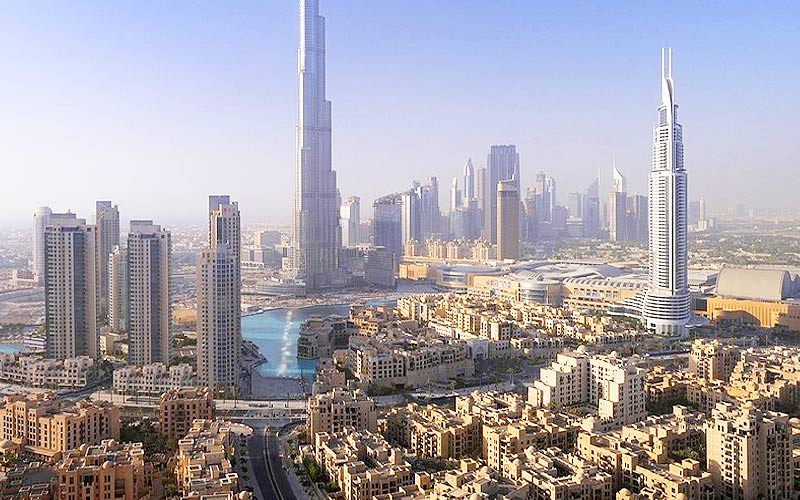 image of  Dubai City