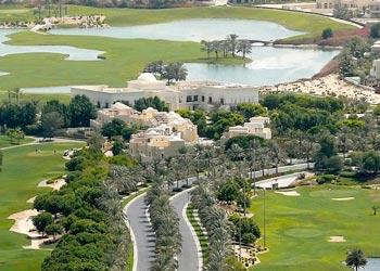image of Emirates Hills in Dubai