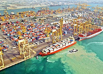 image of Jebel Ali Port