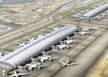 image of DUBAI INTERNATIONAL AIRPORT