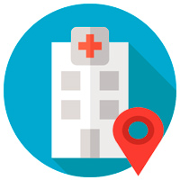 Health medical care, hospitals and clinic in Dubai